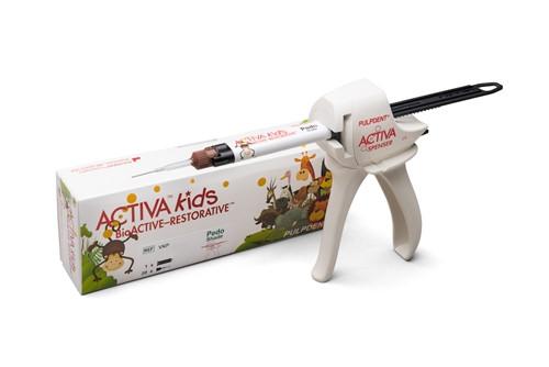 PulpDent ACTIVA Kids Starter Kit