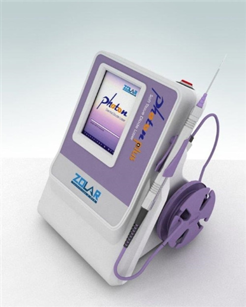 Zolar Photon Plus Dental Diode Laser 10 Watt with Disposable Tips System