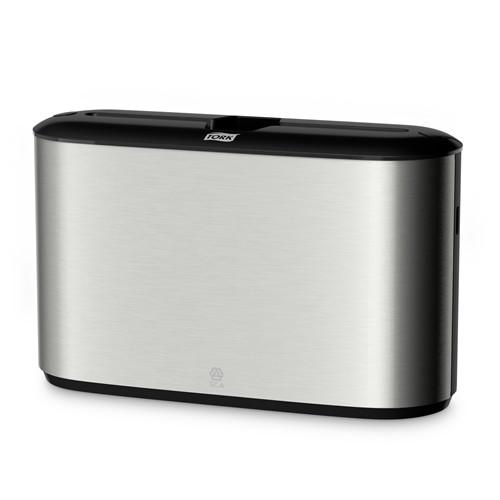 Tork Xpress Countertop Multifold Hand Towel Dispenser - Stainless Steel