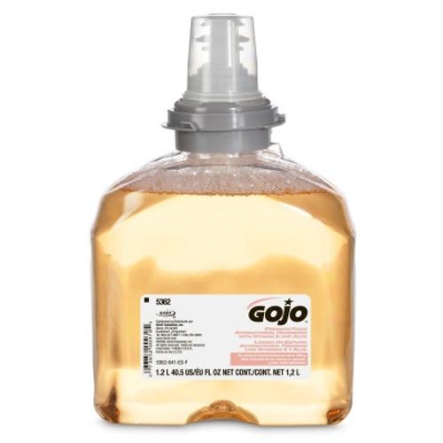 GOJO Premium Foam Antibacterial Handwash Chloroxylenol Liquid, TFX Refill, 1200ml