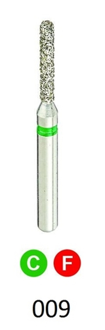 ValuDiamond Burs Round End Cylinder 881-009