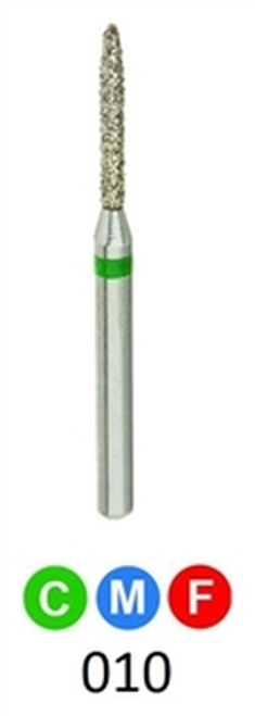 1Diamond Sterile Diamond Burs Flame 862-010
