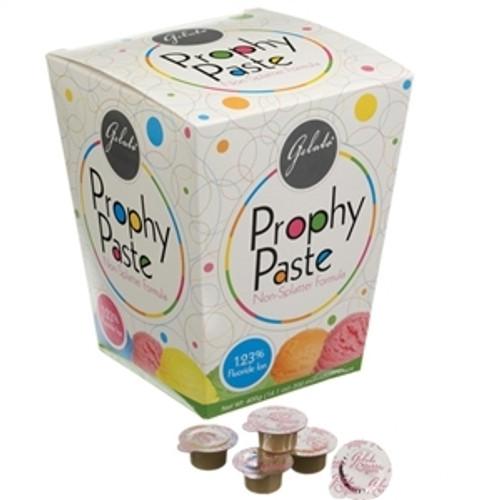 Keystone Gelato Prophy Paste 200/box Bubble Gum Coarse Grit