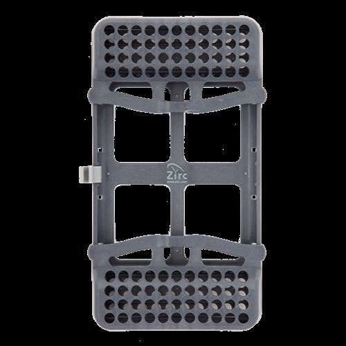 Zirc E-Z Jett Cassette Slim 8-Place Grey