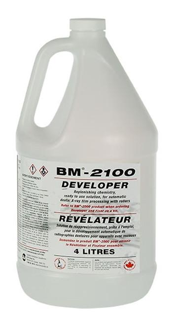 BM-2100 Dental Chemical Developer 4L