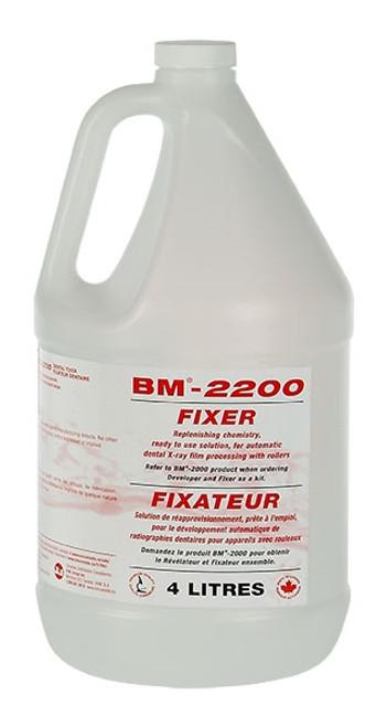 BM-2200 Dental Chemical Fixer 4L