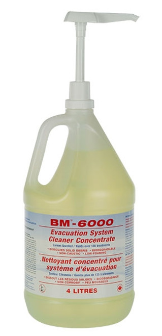 BM-6000 Evacuation System Cleaner Concentrate 4L