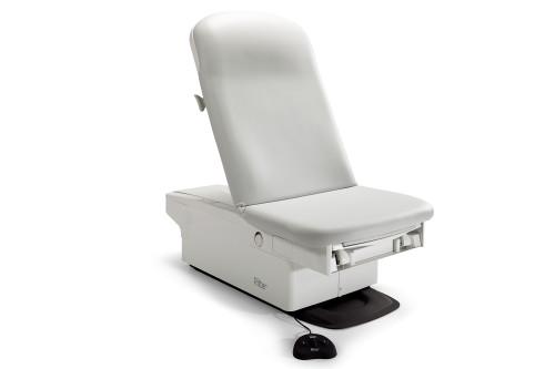 Ritter 224 Barrier-Free Power Exam Chair (Power Base, Manual Back)