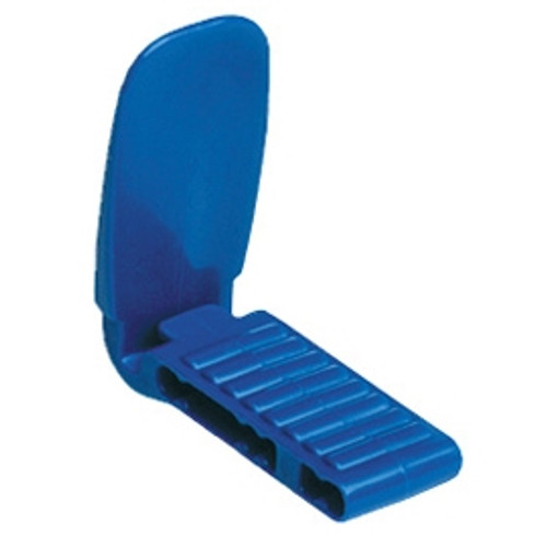 Plasdent Posterior Bite Blocks Blue, 25/bag