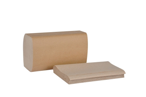 "Tork Universal Single Fold Hand Towel, Natural, 9.25"" x 10.25"""