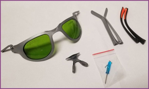 Zolar Laser Inserts for Surgical Loupes