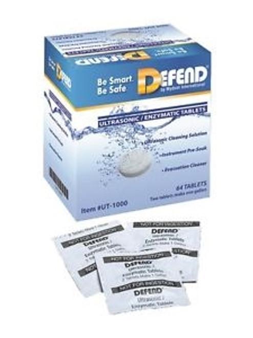 Defend Enzymatic Ultrasonic Tablets 64/box