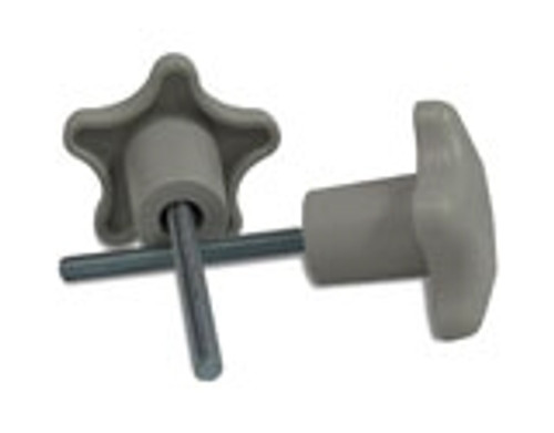 """Zirc 4-1/2"""" Bolt Adapter Kit for Larger Posts"""
