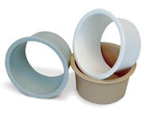 Zirc Waste-Drop Ring