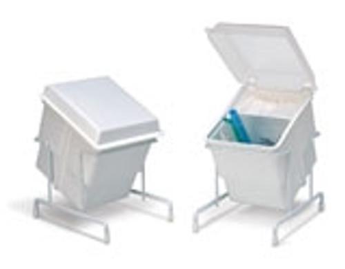 Zirc E-Z Storage Tub Organizer (Clear Cover)
