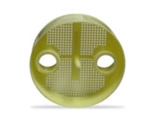 Zirc Dispos-A-Screen Trap - Yellow (144 Pack)
