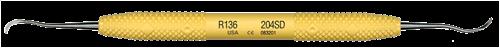 PDT R136, 204SD Scaler
