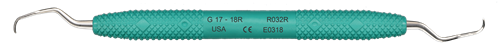 PDT R032R, Gracey 17-18 Rigid Scaler