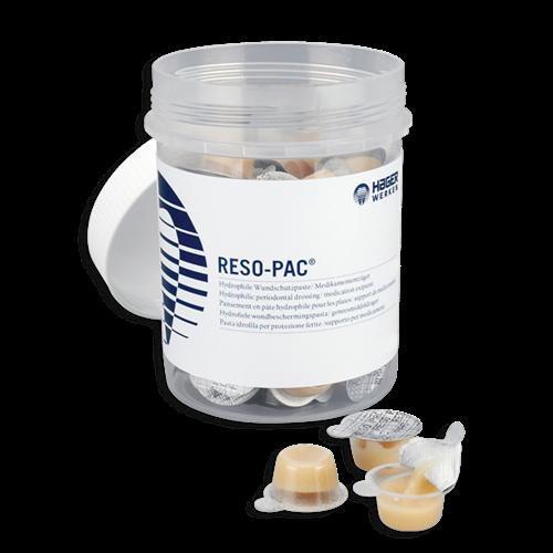 Hagar Reso-Pac Periodontal Surgical Dressing Uni Dose Periodontist Pack  50/jar