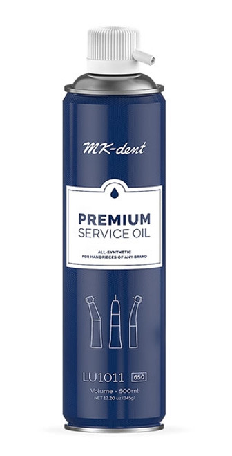 MK-Dent Handpiece Lubrication and Cleaner, 500ml