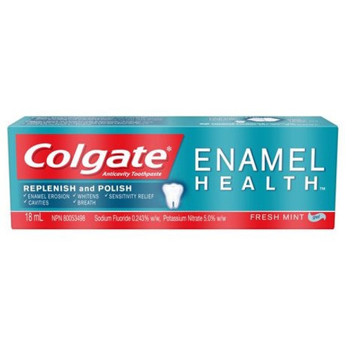 Toothpaste Colgate Enamel Health Sensitive 18ML, 24/case