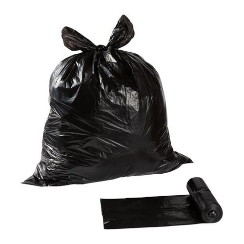 """Garbage Bag X-Strong 35"""" x 50"""" Black 100/case"""