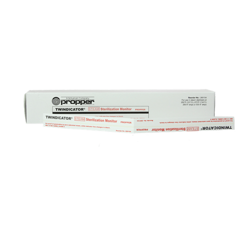 Propper Twindicator Type 4 Chemical Indicator Strips 250/box