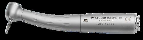J Morita Handpiece TwinPower High Torque Air Turbine with Light PAR-4HX-O-NK (NSK FlexiQuick Coupling)