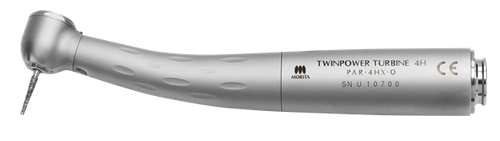 J Morita Handpiece TwinPower High Torque Air Turbine with Light 4H PAR-4HX-O-SR (Sirona R/F Coupling)