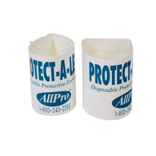 AllPro Disposable Lenses Clear 100/bx