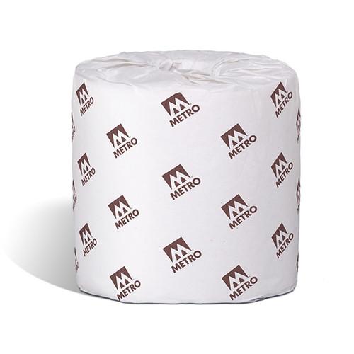 Metro Bathroom Tissue 2-ply  48 rolls/case
