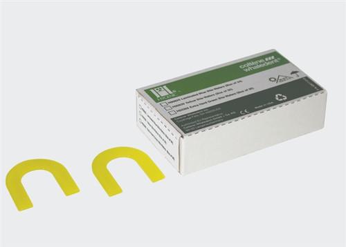 HYGENIC Bite-Wafers, Yellow, Soft, 50/box