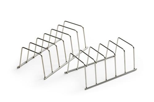 Midmark 6 Slot Vertical Pouch Rack for Ritter M9 & M11 Sterilizers