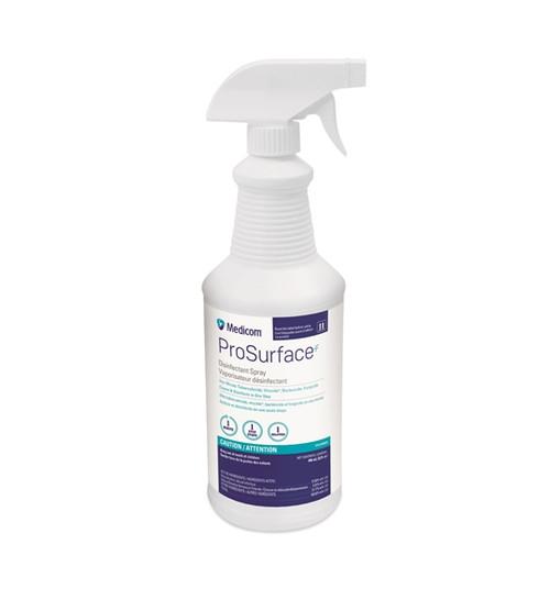 Medicom ProSurface Disinfectant Spray Bottle 946ml (32 oz)