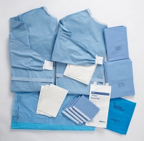 Sterile Pack Basic with Gowns