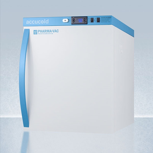 Accucold Pharma-Vac 1 Cu.Ft. Compact Countertop Refrigerator