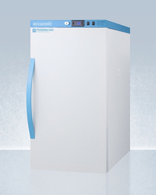 Accucold Pharma-Vac 3 Cu.Ft. Counter Height Refrigerator