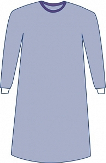 Sterile Gown Non Reinforced Large w/Hand Towel (Sold by the each)