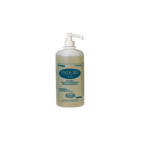 Ecolab Endure 420 Cida-Stat Hand Scrub 540ml Bottle