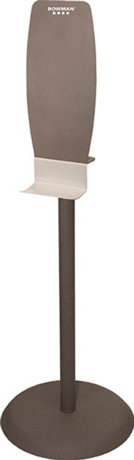 Hand Sanitizer Touch Free Dispenser Floor Stand with Drip Tray