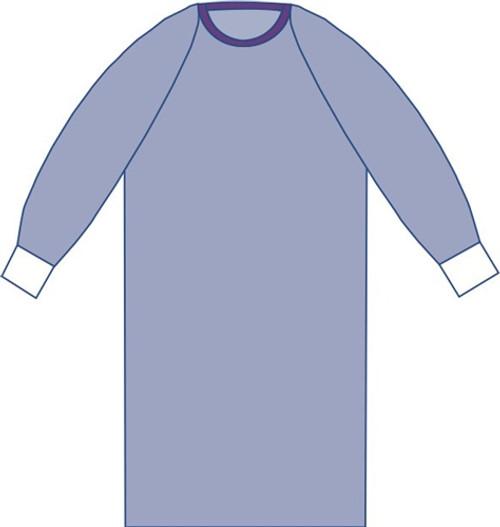 Sterile Gown NonReinforced XL 30/cs