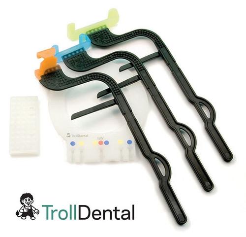 Troll Dental Trollbyte Kimera Bitewing Holder Starter Kit 4306/3106