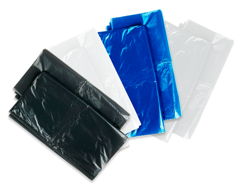 """Garbage Bag, Black, 22"""" x 24"""",  Regular Strength 500/case"""