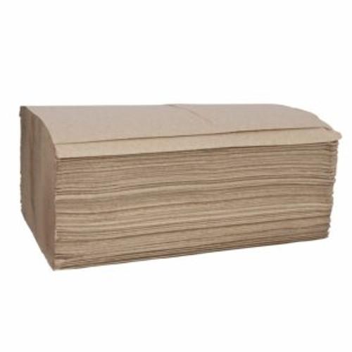 Prime Source Towel Brown Single Fold 10.25x9.125  4000/cs