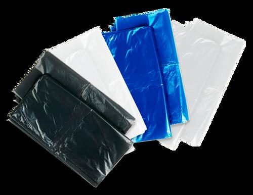 """Garbage Bag Black Regular Strength 26""""x36"""" 250/case"""