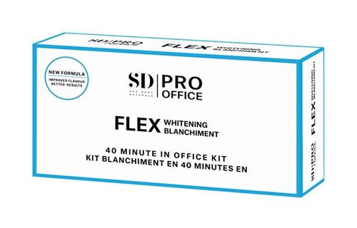 SpaDent Pro Office Flex Whitening Single Patient Kit