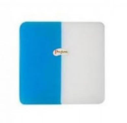 "Keystone Pro-Form Mouthguard Dual-Color Laminate, 0.160 Blue/White 5""x5"", 12/pkg"