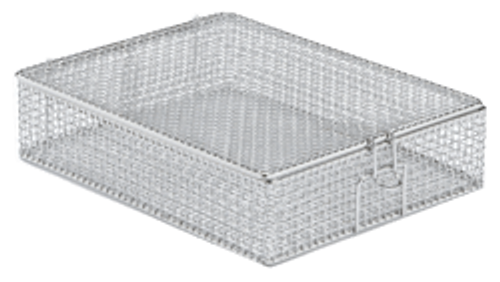 """Scican Basket with Hinged Lid for Hydrim C61, 8.5"""" x 7"""" x 2"""""""