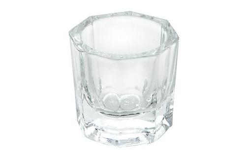 Glass Dappen Dish - Clear