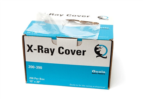"""Quala X-Ray Cover, Universal, 15"""" x 26"""" 250/box"""